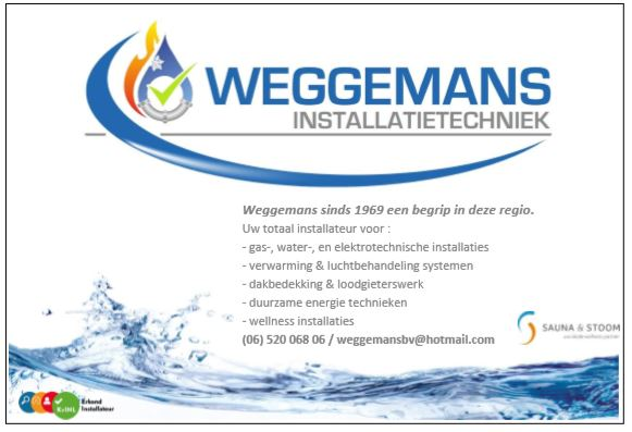 weggemans advertentie