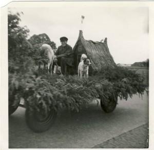 oude foto dorpsfeest